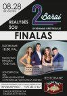 """TV3 realybės šou """"2 Barai – Gyvenimas greitkelyje"""" finalo filmavimas"""