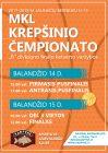 2017-2018 m. MKL jaunučių berniukų U15 krepšinio čempionato ,,B