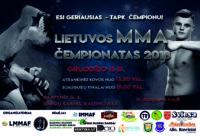 Lietuvos MMA čempionatas 2018