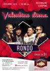 Valentino diena su grupe Rondo